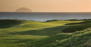 8th Green On Ailsa Trump Turnberry Resort