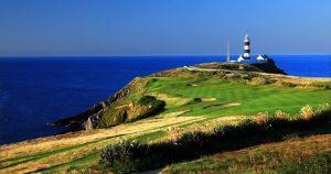 Old Head Golf Links Hole 4 The Razors Edge