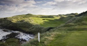 Par 3 4th Hole Cruden Bay Golf Club