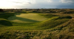 The 3rd Green Royal St George's Kent