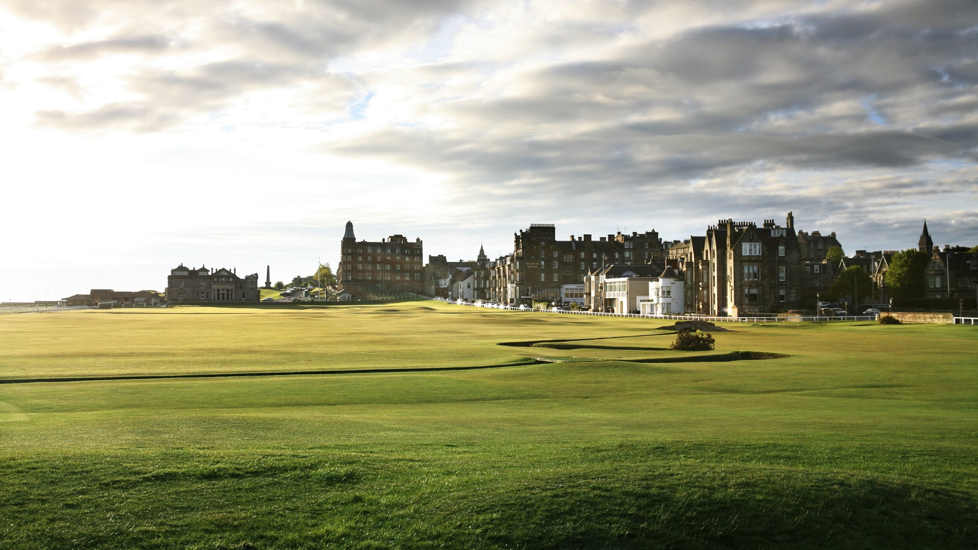 Scotland Golf Vacations
