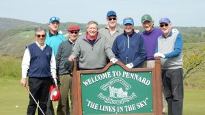 Pennard Golf Club South Wales