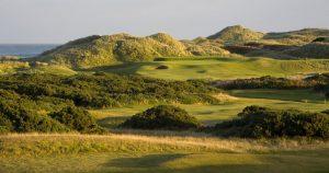 6th Green Cruden Bay Golf Club