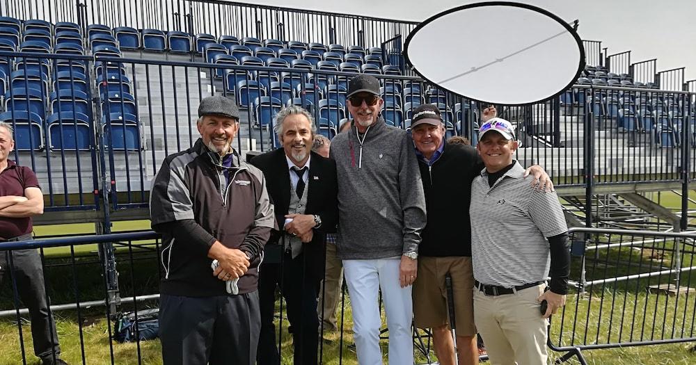 Carnoustie Scotland Golf Trip