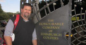 Edinburgh Scotland Golf Trip