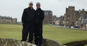St Andrews Old Course Golf Trips